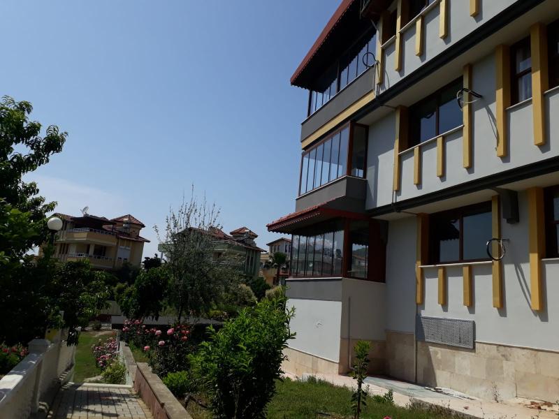 Doppelhausvilla Alanya Incekum 200m vom Strand entfernt komplett renoviert