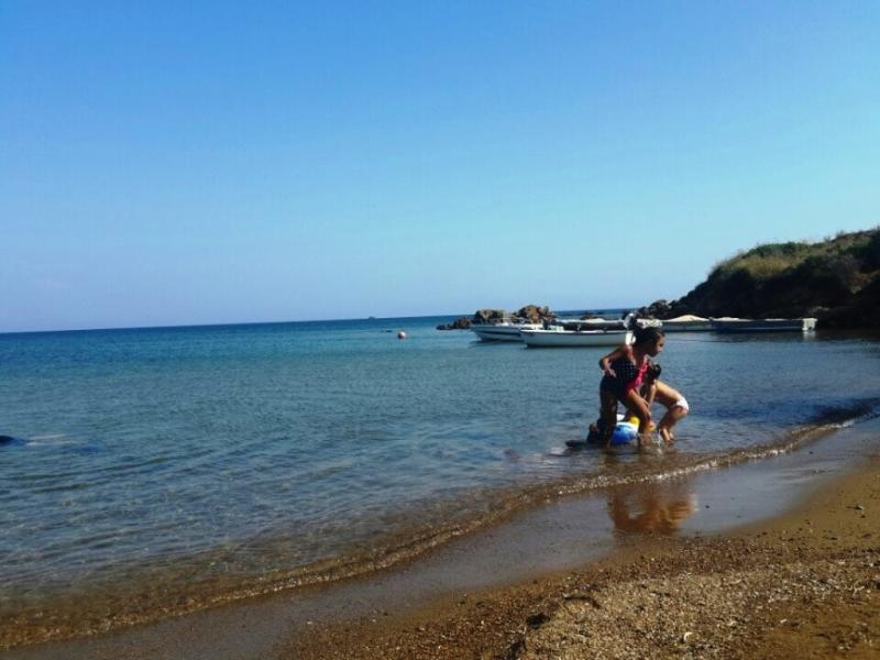 Sie träumen von einem Haus direkt am Meer? Ihre Chance in schöner ruhiger Lage vom Izmir Umland