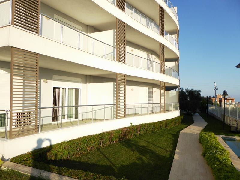 Side Manavgat Sarilar Wohnung von Schweizer Bauherren - Top Qualität zum Top Preis !
