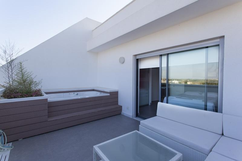 4-Zimmer Apartment mit Jakuzzi auf dem Balkon in Side - Evrenseki