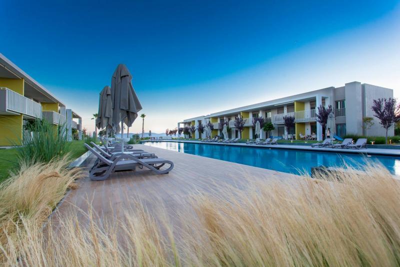 Anlage direkt am Strand Ayvaliks - 3 Zimmer Eckwohnung mit Meerblick WÄHRUNGSKURS Highlight!