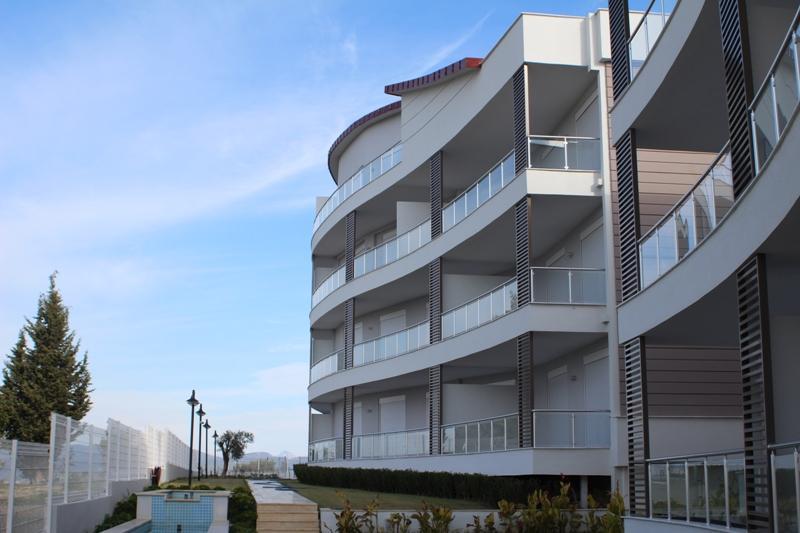 Maisonetten Wohnung 250m² großzügig geschitten zum Top Preis mit Panorama Blick über Side & Kumköy