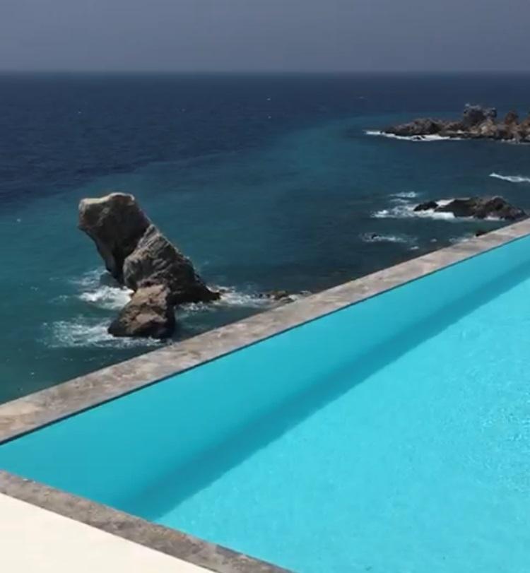 Einzigartige Strandvilla - Purer Luxus einmalig in der Region von Antalya mit eigenem Strand !!!