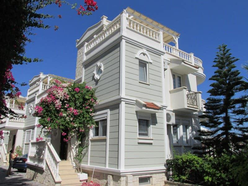 Terrassen Luxus Villenanlage in Alanya - 400 m vom Meer entfernt