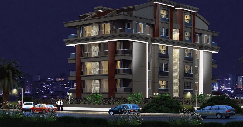 Maisonetten Wohnung mit 4 Zimmern - 3 Badezimmern und Sauna in Top Lage am Yachthafenprojekt