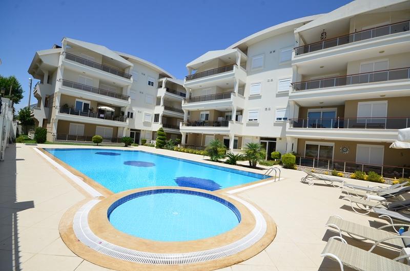 Schöne gepflegte Anlage - Top Preis Leistung - 3 Zimmer Wohnung in Side