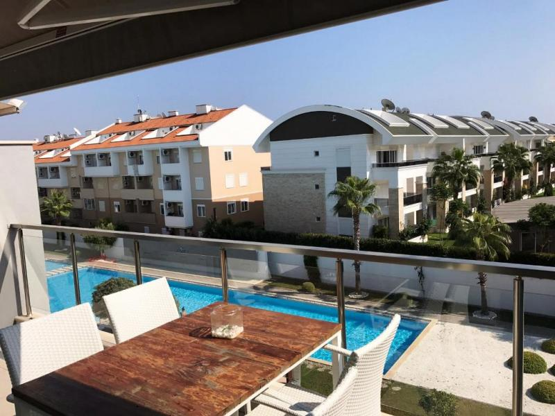 Penthouse Maisonetten Wohnung höchster Qualität in Side - Top Anlage