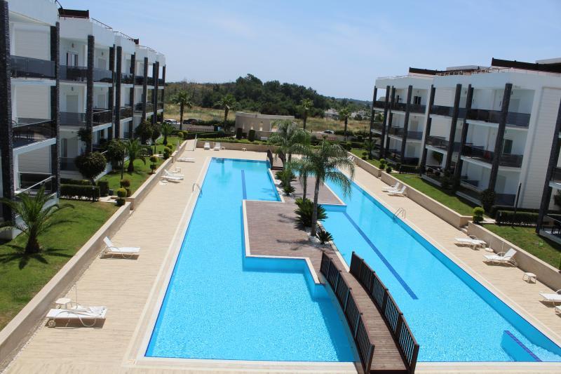 4 Zimmer Wohnung im Top Komplex von Side - 2nd Home - wo andere Urlaub machen!