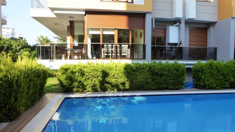 Super geräumige 3 Zimmer Maisonetten Wohnung Antalya Konyaalti - Leben wo andere Urlaub machen