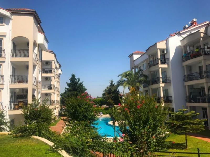 Großräumige 4 Zimmer Maisonetten Wohnung in gepflegter Anlage in Side zum Top Preis