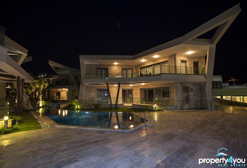 Luxus Duplex Villa in Bodrum Gümbet - Prestigeobjekt