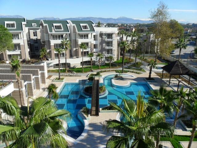 4 Zimmer Maisonetten Wohnung in einer der großzügigsten Anlagen in Side - Zentral gelegen -Top Preis
