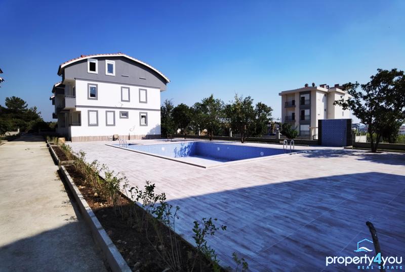 Neubauprojekt in Ilica in ruhiger Lage umgeben von Orangenbäumen